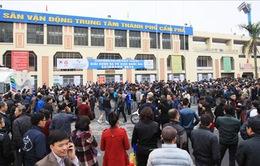 V.League 2014: Bài toán kiểm soát đám đông tại SVĐ Cẩm Phả