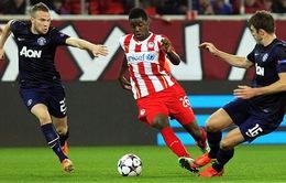 Lịch trực tiếp Champions League 20/3: Quyết đấu ở Old Trafford