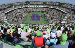 Vòng 1 Miami Masters 2014: Các tay vợt Pháp chiếm ưu thế