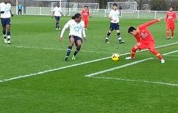 Thảm bại trước U19 Tottenham, NHM Việt Nam vẫn tin tưởng U19