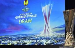 Bốc thăm tứ kết Europa League: Juventus, Valencia dễ thở