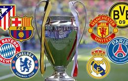 18h00, 21/03, bốc thăm tứ kết Champions League: Chờ kinh điển
