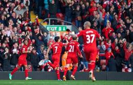 22h00 K+PC, Thể thao TV trực tiếp Cardiff - Liverpool