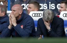 Chelsea 6-0 Arsenal: Ác mộng của thầy trò Wenger ở Stamford Bridge (VIDEO)