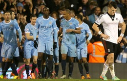 22h00, K+1 Trực tiếp Man City - Fulham: Tích điểm chờ M.U