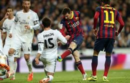 Ấn tượng thể thao: Messi và khoảnh khắc diệu kỳ ở Bernabeu