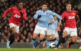 2h45 ngày 26/3, K+1 Trực tiếp Man Utd - Man City: Phủ xanh thành Manchester!