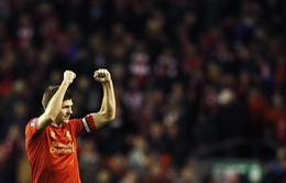 Thắng Sunderland 2-1, Liverpool chỉ còn kém Chelsea 1 điểm