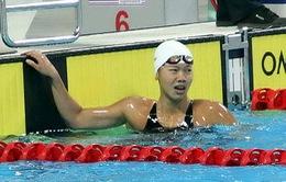 Ánh Viên tiếp tục khuynh đảo giải bơi vô địch trẻ Mỹ