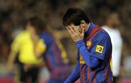 Cái dớp của Messi và cơ hội cho thành Madrid