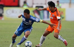 Vòng 10 V-League: Thanh Hóa đứt mạch thắng ở phố Núi