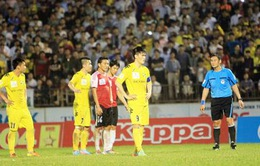 V.League 2014 vòng 10: 5 điểm nhấn ấn tượng