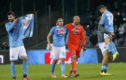 """Napoli 2-0 Juventus: """"Lão bà"""" gục ngã ở San Paolo (VIDEO)"""