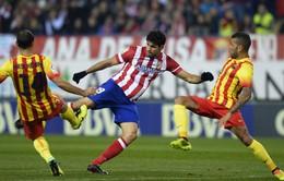 Barcelona - Atletico Madrid: Long tranh hổ đấu (1h45 ngày 2/4, K+PM)