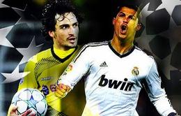 """Real Madrid - Dortmund: """"Kền kền"""" trả thù (1h45 ngày 3/4, VTV3, K+1)"""