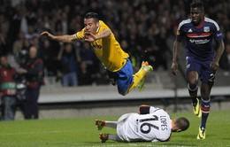 Thể thao sáng 4/4: Tổng hợp bàn thắng lượt đi tứ kết Europa League