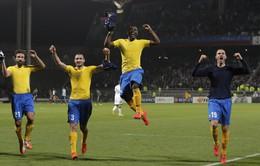 Kết quả lượt đi tứ kết Europa League: Juve đánh bại Lyon, bất ngờ lớn từ Basel