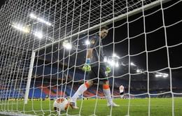 Ấn tượng thể thao: Những pha làm bàn ấn tượng lượt đi tứ kết Europa League
