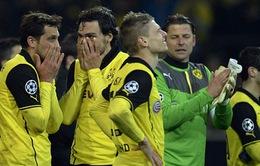 Champions League: Tổng hợp bàn thắng lượt trận sáng 9/4
