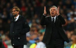 """Ancelotti thừa nhận """"chết hụt"""" trước Dortmund"""