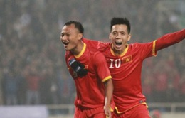 BXH FIFA tháng 4/2014: ĐT Việt Nam tăng 9 bậc, đứng đầu ĐNA