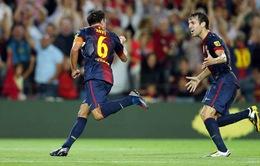 """La Liga vòng 33: Barca, Real diễn tập chờ """"siêu kinh điển"""""""
