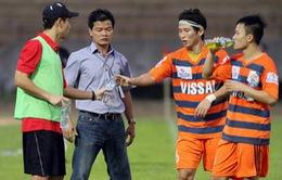 Vụ cá độ và dàn xếp tỷ số của cầu thủ V.Ninh Bình: Không chỉ có 800 triệu đồng