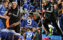 Ấn tượng thể thao 7 ngày: Cú nước rút ngoạn mục của Mourinho và Messi mất tích