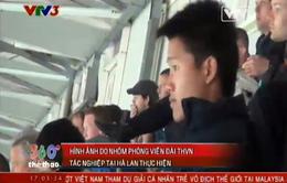 U19 Việt Nam dự khán trận PSV Eindhoven