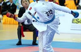 Lăng Thị Hoa - Biểu tượng thành công mới của Karatedo Việt Nam