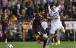 Bale ghi bàn không tưởng giúp Real Madrid đoạt cúp Nhà vua