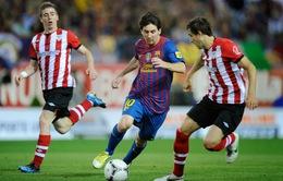 """Barcelona - A.Bilbao: """"Gã khổng lồ"""" to xác (2h00, K+PM)"""