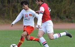 U19 Việt Nam nhìn lại quá trình tập huấn châu Âu