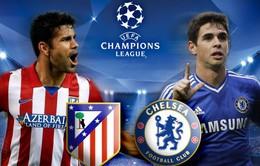 Atletico - Chelsea: Bão táp chờ Mou-Team ở Tây Ban Nha (1h45 ngày 23/4, VTV3 và K+1)