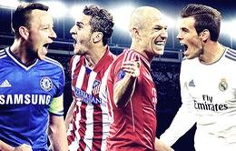 Bán kết lượt về Champions League: Thời khắc của sự thật!