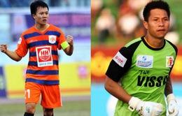 Bắt tạm giam 2 cầu thủ bán độ tại CLB V.Ninh Bình
