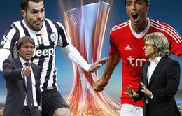 Lịch tường thuật trực tiếp Europa League sáng 2/5: Tâm điểm thành Turin