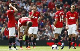 """Man Utd 0-1 Sunderland: """"Quỷ đỏ"""" nếm trái đắng ở """"nhà hát"""""""
