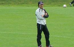 Ông Toshiya Miura là tân HLV trưởng đội tuyển Việt Nam