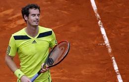 Madrid Masters: Murray thua sốc, Nadal dễ dàng giành vé vào tứ kết