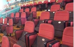 VTV Cup 2014: Nhà thi đấu Bắc Ninh đã sẵn sàng cho ngày hội lớn