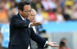 VFF thừa nhận không đủ tiền mời cựu HLV ĐT Nhật Bản, Takeshi Okada