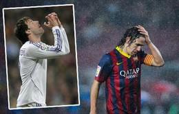 La Liga: Những thất bại cay đắng trong chặng nước rút