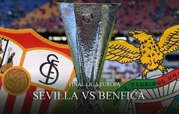 Sevilla - Benfica: Đi tìm ông vua Iberia (1h45, sân Juventus Arena, VTV3, K+1 Trực tiếp)