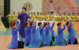 Khai mạc VTV Cup 2014: Đậm đà bản sắc văn hoá Kinh Bắc