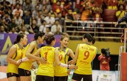 VTV Cup 2014: Việt Nam thắng lớn Vân Nam (Trung Quốc)