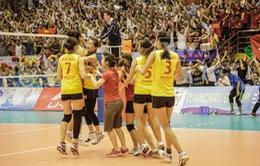 Cập nhật kết quả thi đấu VTV Cup 2014, ngày 24/5: Vượt qua Thái Lan, Việt Nam giành ngôi vô địch