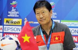 HLV Trần Vân Phát tự tin cùng Việt Nam giành vé dự World Cup