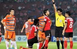 9 cầu thủ bán độ của Ninh Bình bị cấm thi đấu vô thời hạn