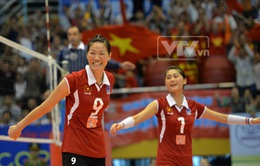VTV Cup 2014: Những hình ảnh ấn tượng ngày thi đấu thứ 5